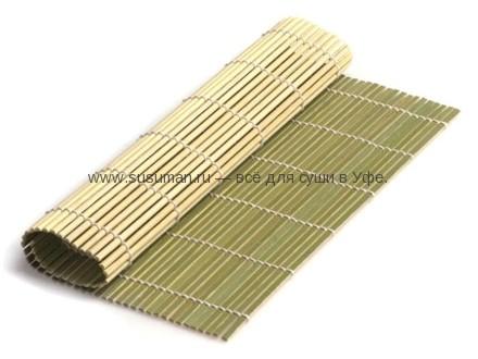 Профессиональный бамбуковый коврик макиса для производства общепита поваров