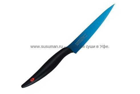 Нож универсальный с титановым покрытием Kasumi